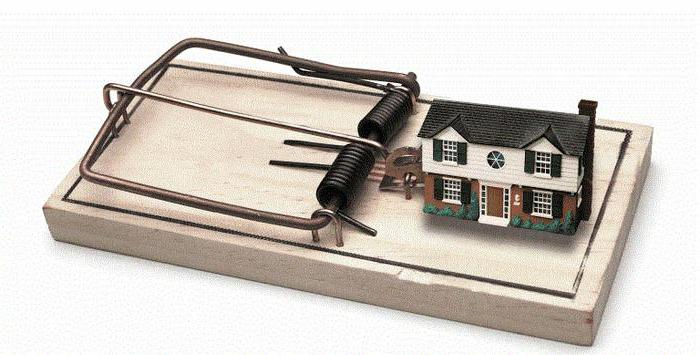 мошенничество с недвижимостью в жилищной сфере