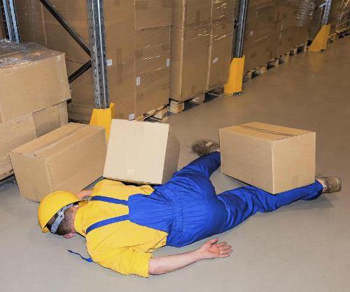 Расследование тяжелых несчастных случаев на производстве