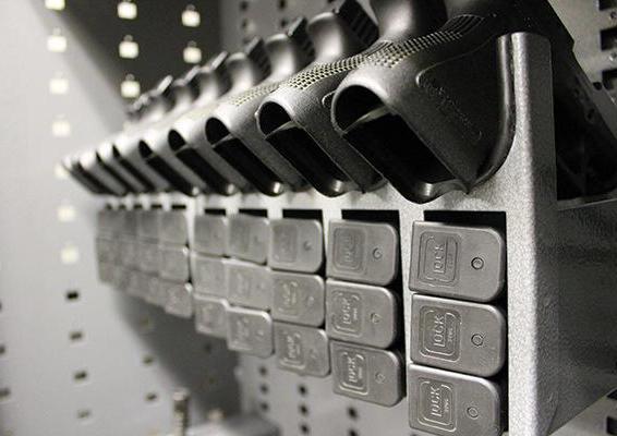 Небрежное хранение огнестрельного оружия: состав преступления