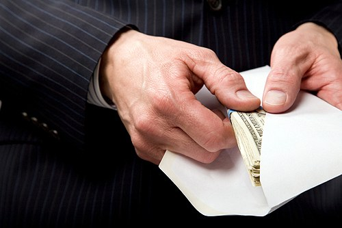 Ответственность за коррупционные правонарушения