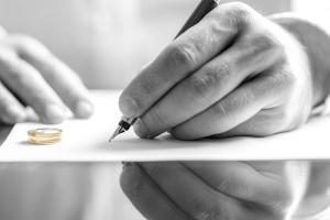 Правила подачи заявления на развод