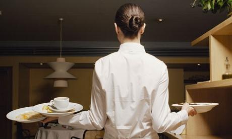 официант бармен обязанности
