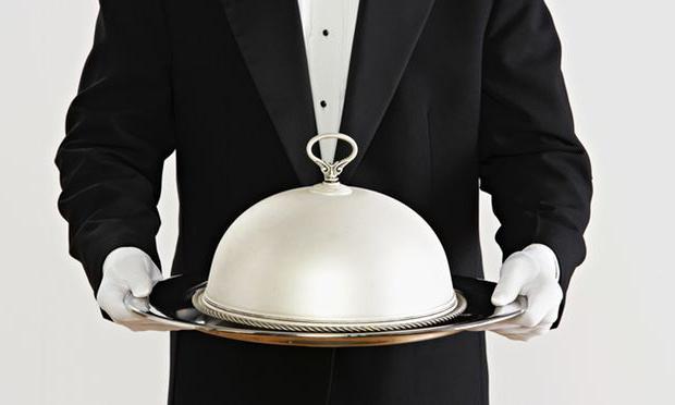 обязанности старшего официанта