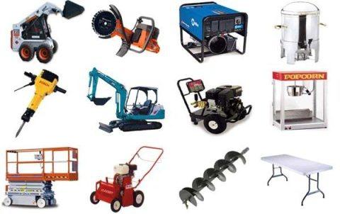 Списание оборудования с основных средств