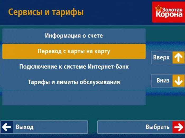 Денежные переводы Золотая корона: описание сервиса, пункты обслуживания