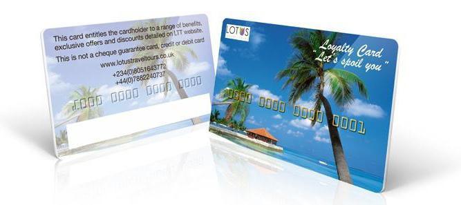 Подарочная банковская карта: виды, оформление