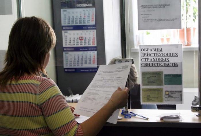 Индивидуальный лицевой счет застрахованного лица