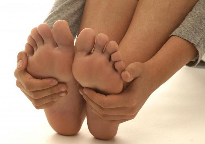 3 степень плоскостопия