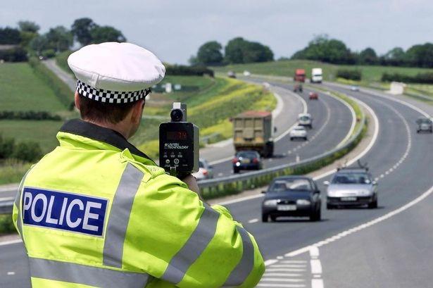 наказание за превышение скорости