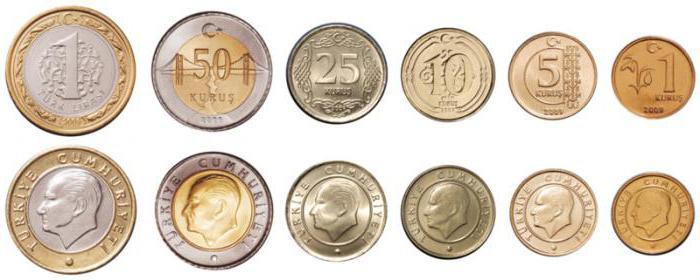 Денежная валюта Турции – лира