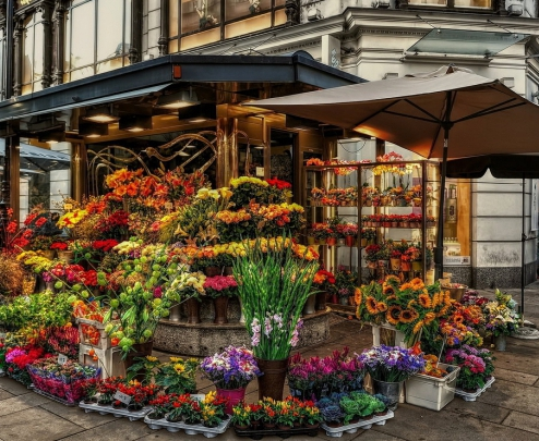 продажа цветов бизнес план