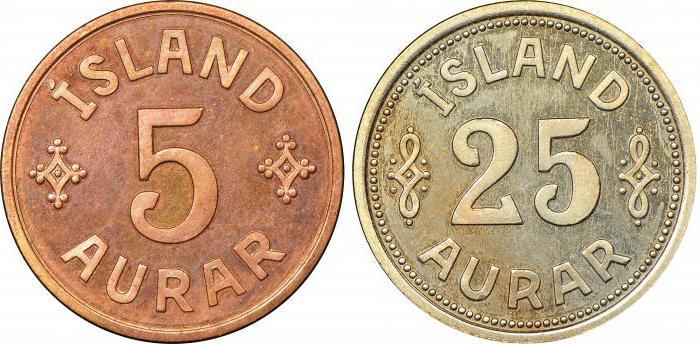 Валюта Исландии: кроны и эйре