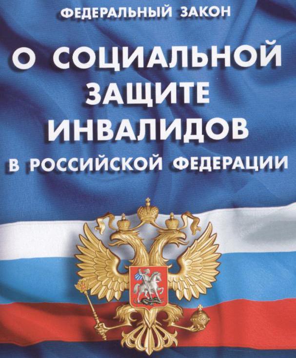 Защита прав инвалидов в Российской Федерации