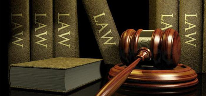 Понятие, виды и признаки законов. Сущность и признак уголовного закона