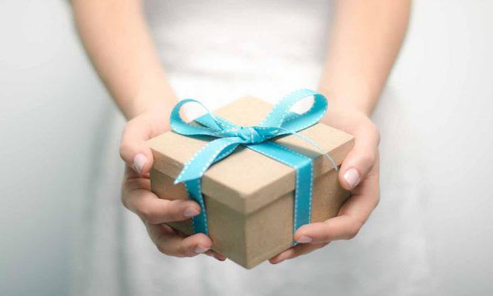Понятие и содержание договора дарения