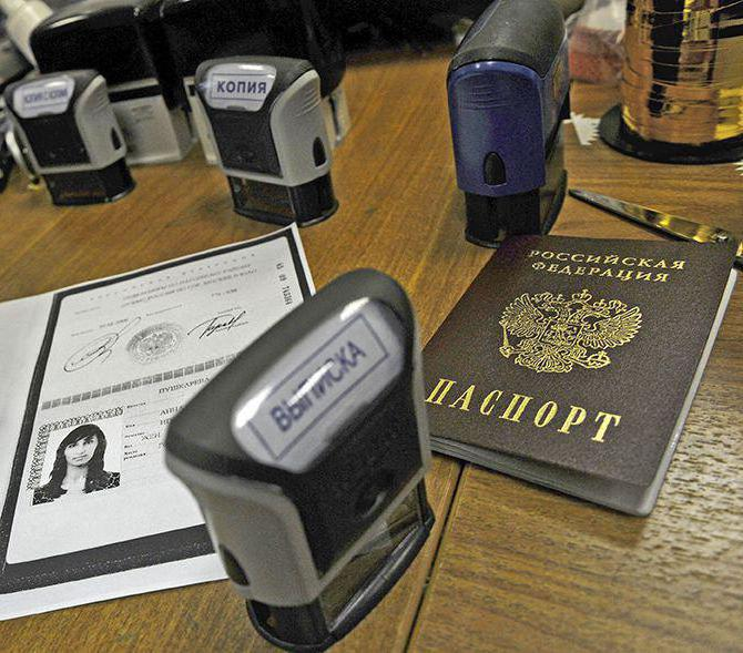 Изображение - Какие документы нужны когда меняешь паспорт 21569