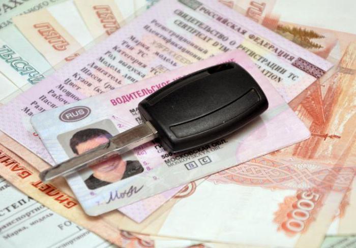 Как и где платится госпошлина за выдачу водительского удостоверения? Сколько составляет госпошлина за водительское удостоверение?