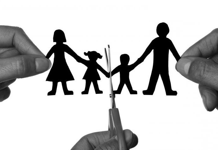 в какой суд подавать на развод если есть ребенок