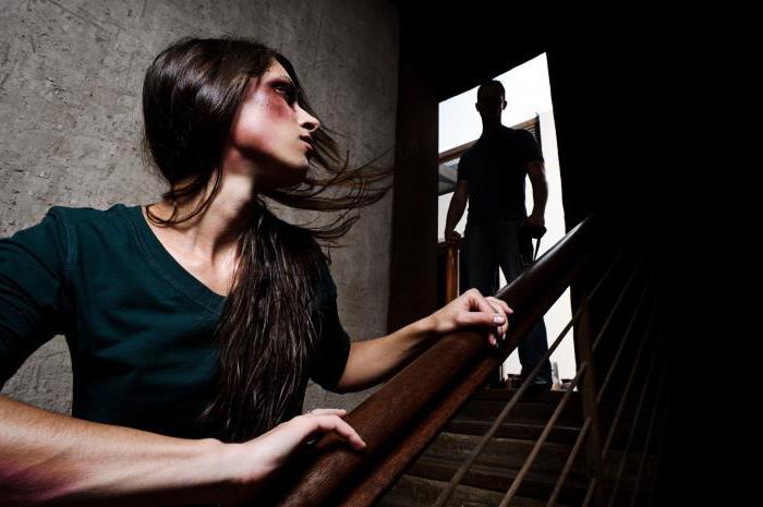 домашнее насилие помощь