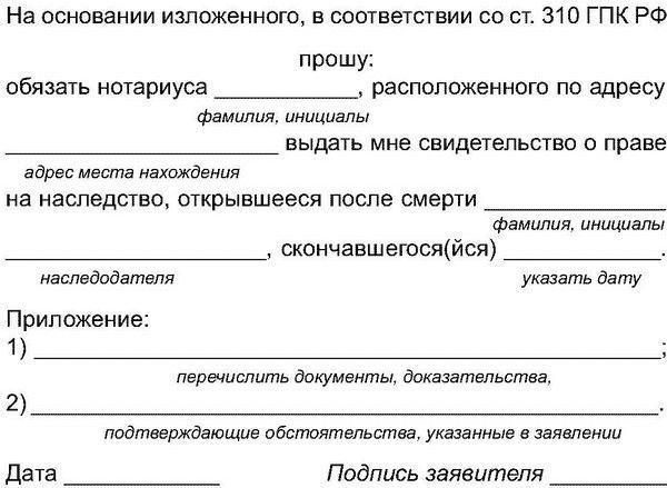 оглашение закрытого завещания