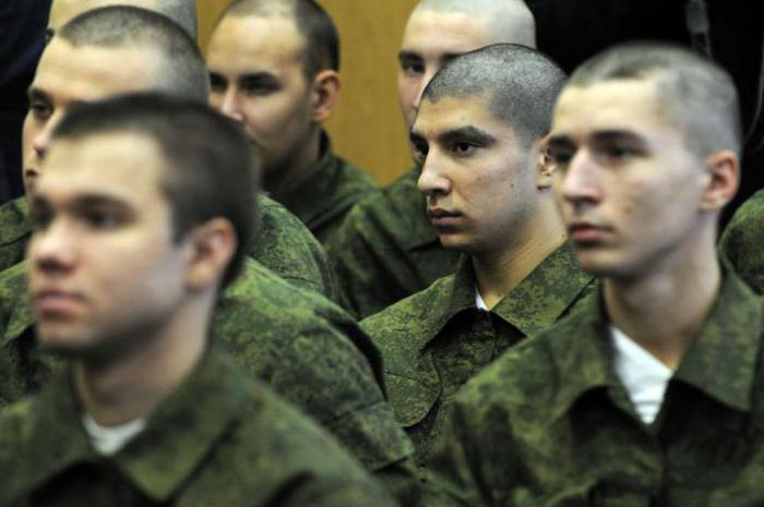 призывают ли в армию с судимостью