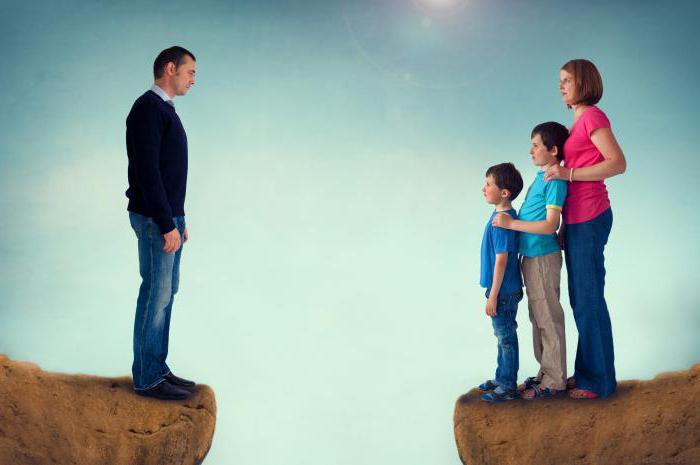 как забрать отцу ребенка у матери