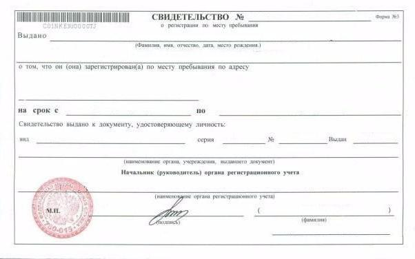 Чем оформляется временная регистрация что заменяет патент на работу
