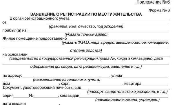 Образец заявления согласия на временную регистрацию магазин патент часы работы