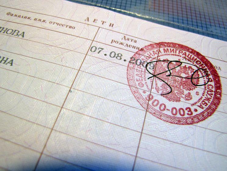Где вписывают детей в паспорт родителей?