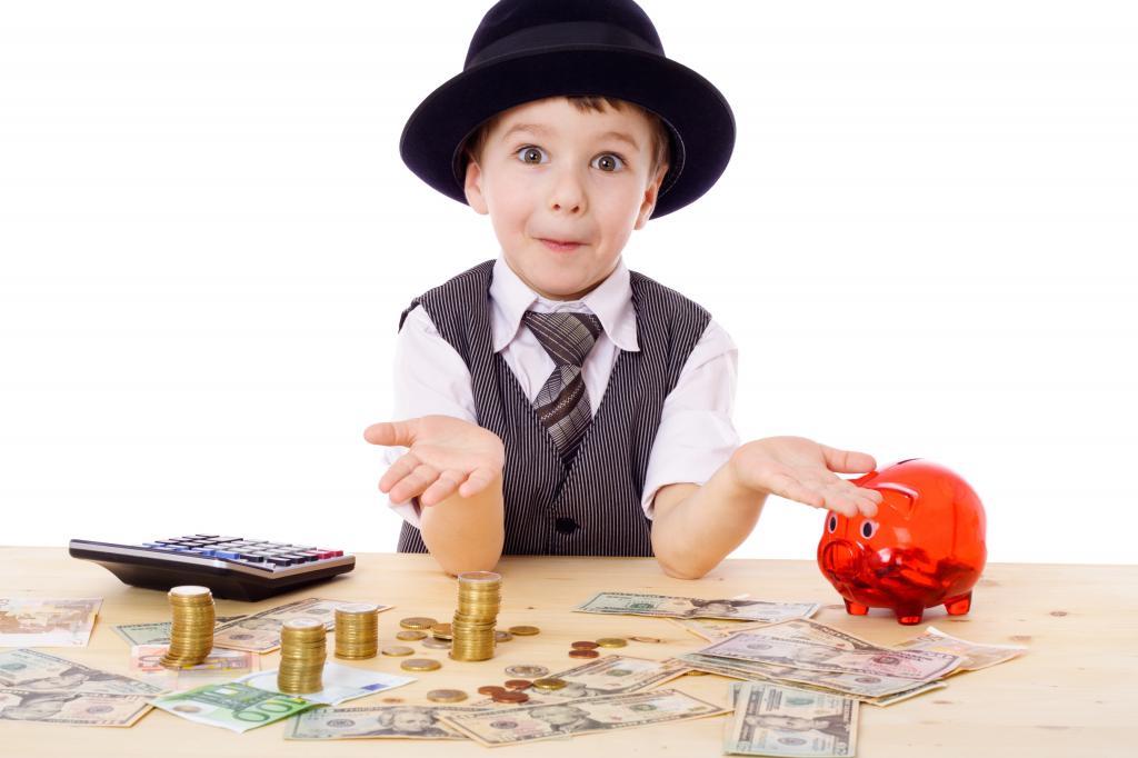 Дети и налоговые обязательства