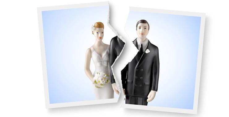 Расторжение брака и штамп в паспорте