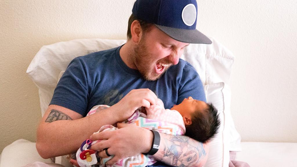 Отпуск по рождению ребенка для отца: советы и рекомендации для родителей