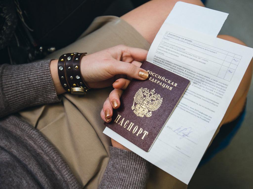 Замена паспорта какие штрафы