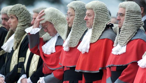 Судебная система великобритании