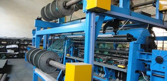 станок для производства овощной сетки