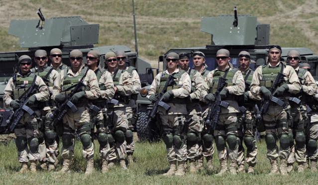 Зарплата военнослужащего