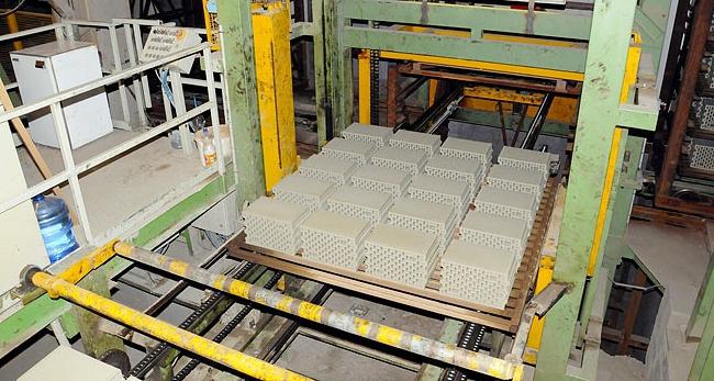 Технология производства шлакоблока