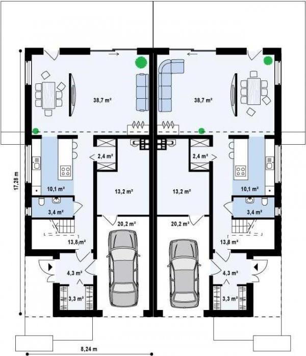 Реализация здания иземельного участка через агента