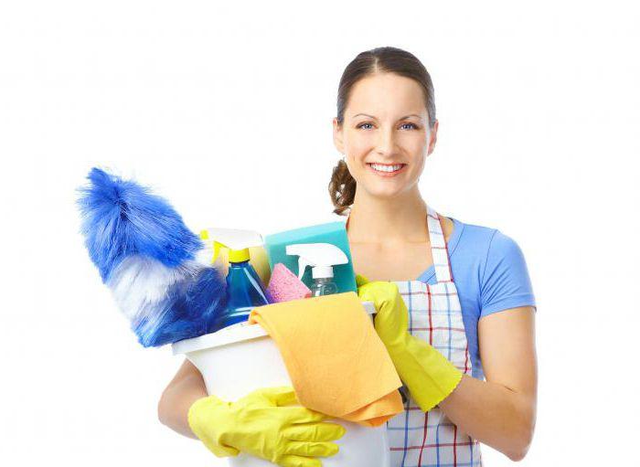 должностные обязанности уборщицы магазина