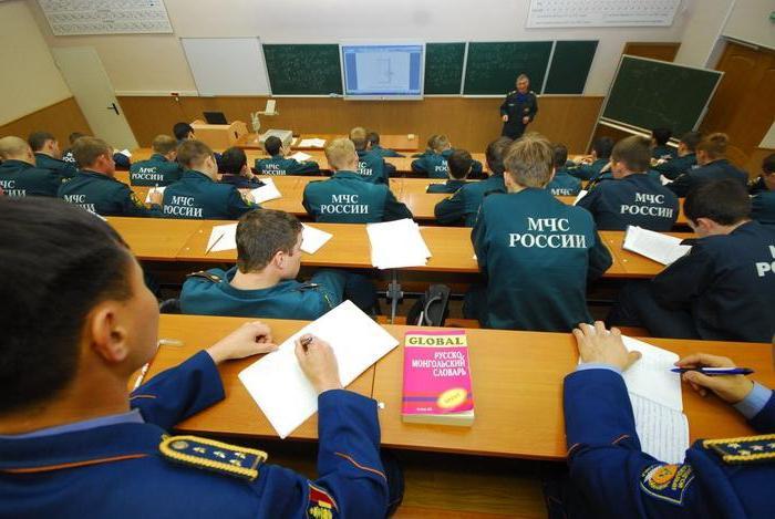Как поступить в МЧС: образование, специальность, работа