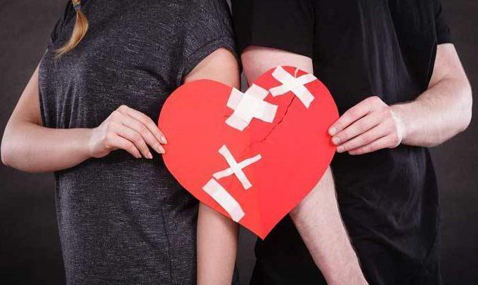 решение суда о расторжении брака образец