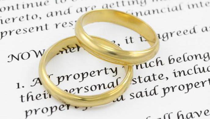 брачный договор может быть заключен