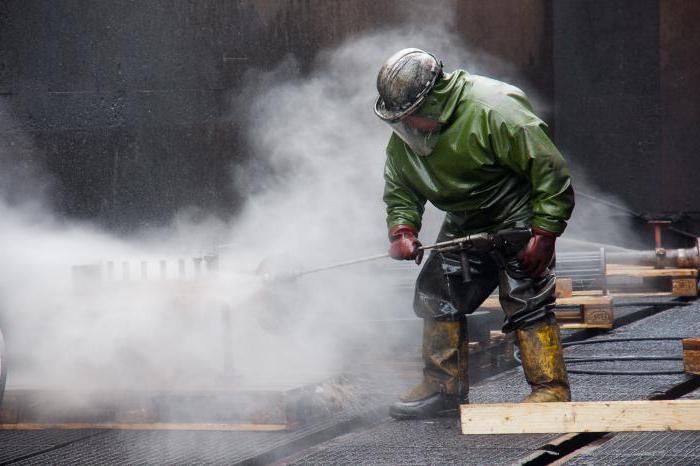 токсичность химических веществ классы опасности