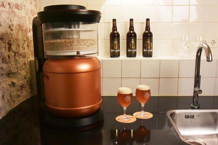 Домашняя пивоварня: отзывы покупателей