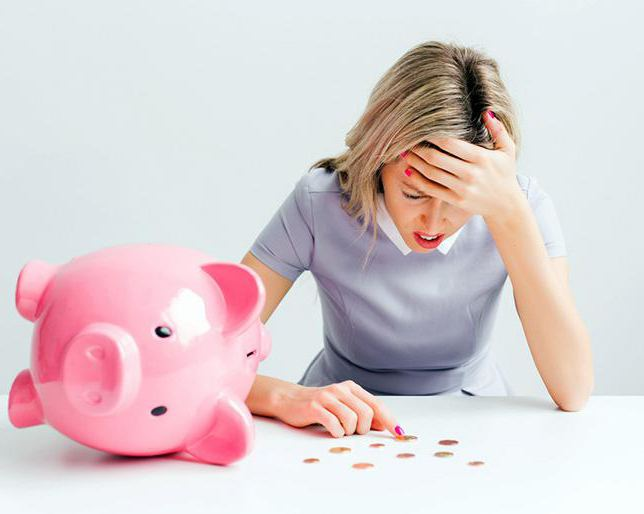 Просрочка по кредиту, Сбербанк: последствия
