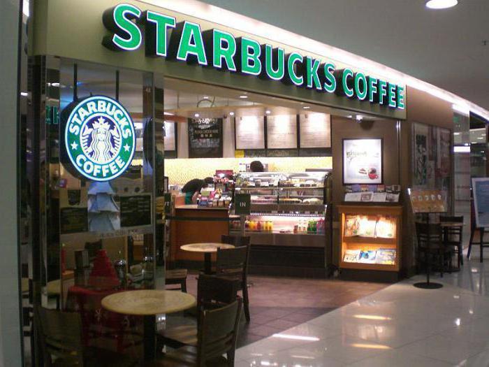 Сеть кофеен Starbucks: франшиза