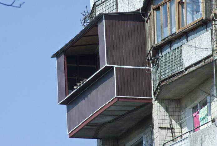 самовольная перепланировка балкона