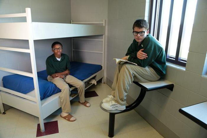 Воспитательная колония для несовершеннолетних: назначение, задачи, история, правила внутреннего распорядка, условия отбывания наказания