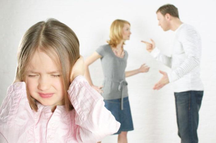 документы для развода через загс если есть ребенок