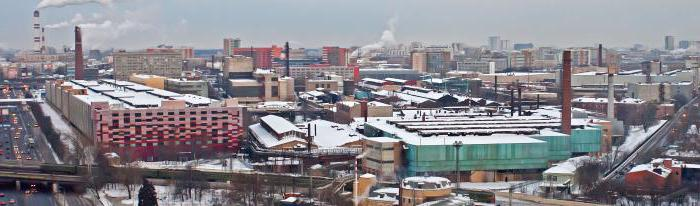 Металлургический завод «Серп и молот» в Москве